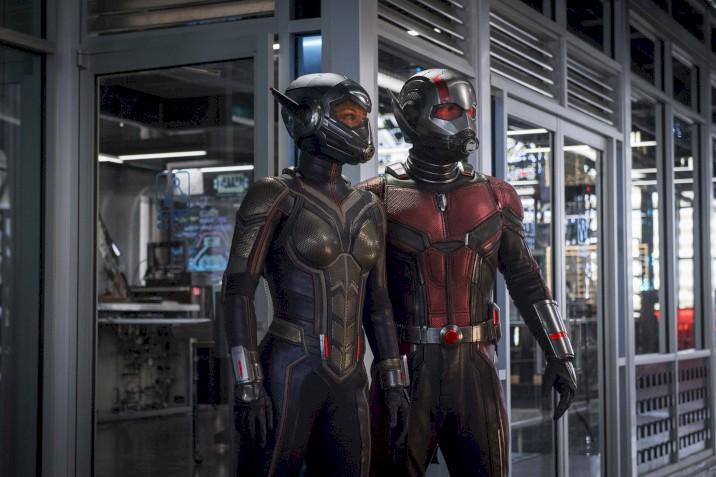 Vídeo dos bastidores, revelam os efeitos especiais de Homem-Formiga e a Vespa